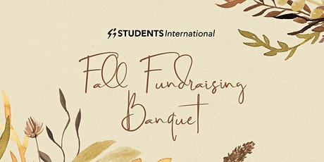 Students International Fall Banquet tickets