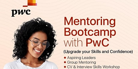 PwC Mentoring Bootcamp tickets