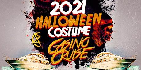 2021 Halloween Costume Casino Cruise tickets