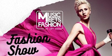 """""""Music meets Fashion"""" ~ Atlanta  Fashion Show tickets"""