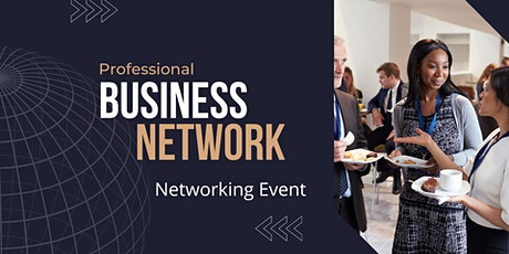Networking Business Opportunity Event tickets
