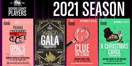 Clue on Stage tickets