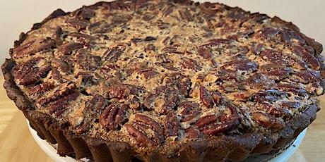 Annie's Signature Sweets Virtual Class -  Chocolate Bourbon Pecan Tart tickets