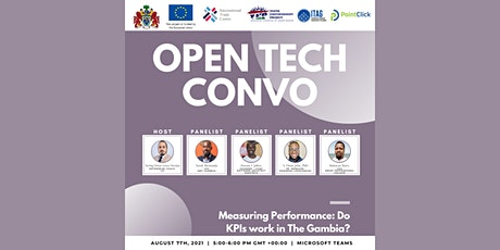Measuring Performance: Do KPIs work in The Gambia? tickets