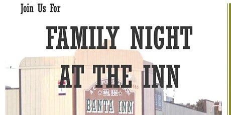 Cindy Sasser's Family Night @ the INN tickets