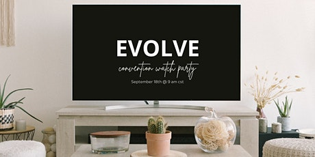 Evolve Convention Watch Party tickets