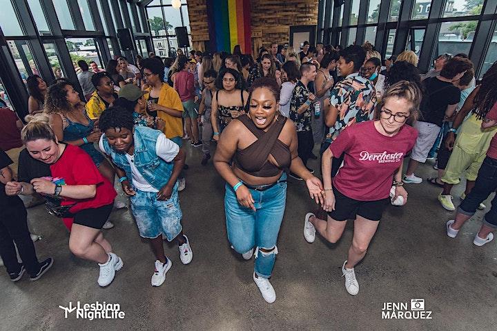 LesbianNightLife - Second Sundays TeaDance image