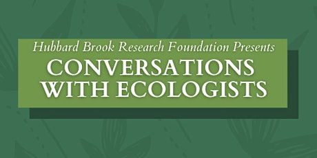 Conversations with Ecologists tickets