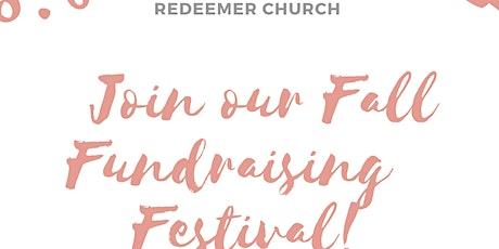 Fall Fundraising Festival for Redeemer Church Miami tickets
