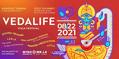 Vedalife LA Lord Baladev's Appearance Day Festival tickets