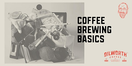 Coffee Brewing Basics tickets