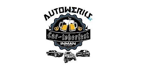 Autowerks S.C. Car-toberfest tickets