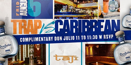 Trap vs Caribbean  @ Status Fridays : Everyone Free Entry with Rsvp tickets