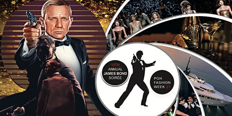 Sponsorship Opportunities for Pittsburgh's 10th Annual James Bond Soiree tickets