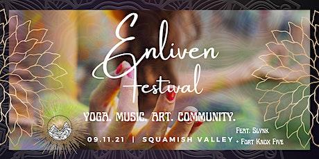 Enliven Festival - Squamish tickets