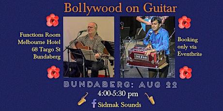 Bollywood on Guitar - BUNDABERG tickets