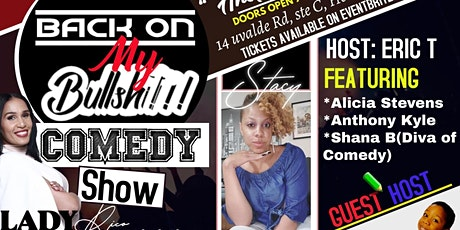 Back On My BS Comedy show tickets