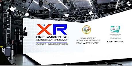 XR in VIRTUAL FILMMAKING PRODUCTION - LIVE WEBINAR Tickets