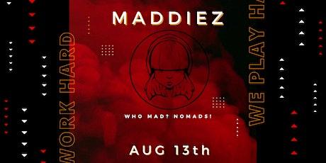 MADance Entertainment Presents the MADDIEZ! tickets