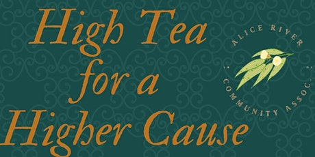 High Tea for a Higher Cause tickets