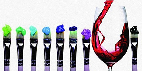 Wine Glass Painting with Laurie tickets
