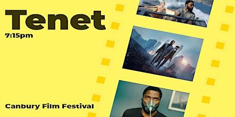 Summer Film Festival - Tenet tickets