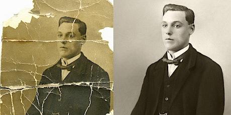 Saving Old Photographs tickets