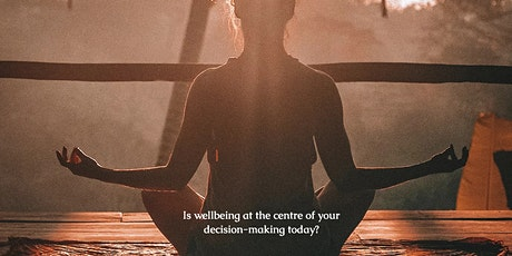 Activate your wellbeing with the wellbeing mindset mini-course. tickets