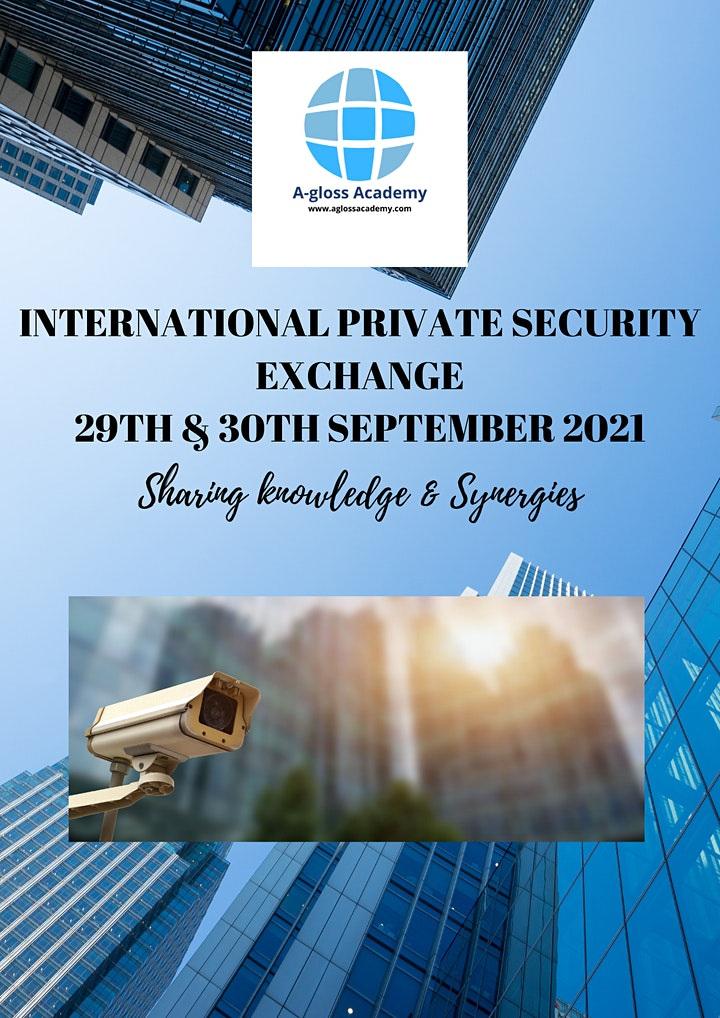 YOUTUBE STREAMING  International Private Security image