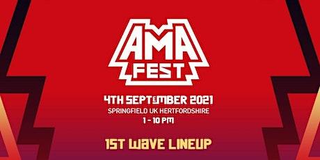 AMA FEST 2021 - #AMAFEST2021 - AMAPIANO FESTIVAL UK tickets