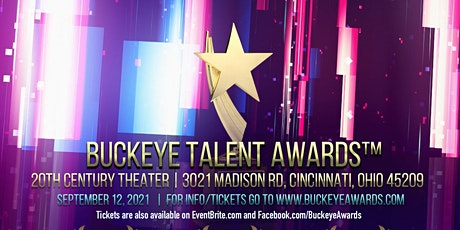 Buckeye Talent Awards™ & Ohio Talent Showcase 2021 tickets
