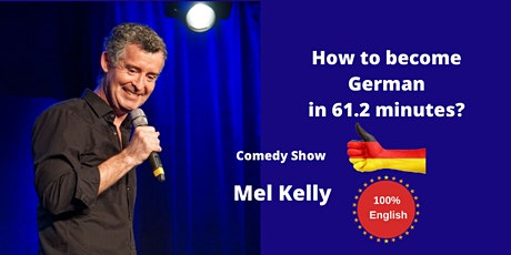 How to become German in 61.2 minutes? - 28. 8.2021 Tickets