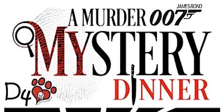 DFL's 007 Murder Mystery Dinner tickets