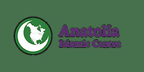 Jummah Prayer Pre-Registration at AIC tickets
