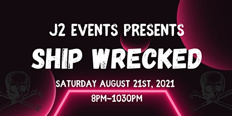 SHIPWRECKED tickets