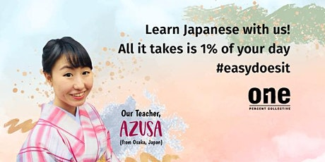 Japanese Language - Online Free Trial Lesson tickets