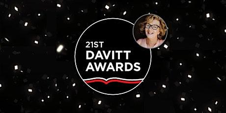 Davitt Awards 2021 tickets
