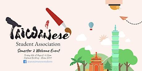 ANU TSA Semester 2 Welcome Event tickets