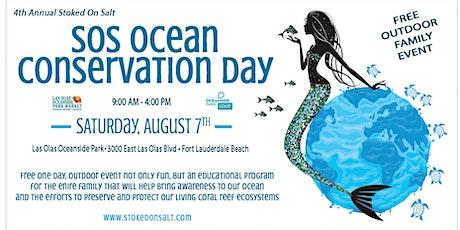 SOS Ocean Conservation Day tickets