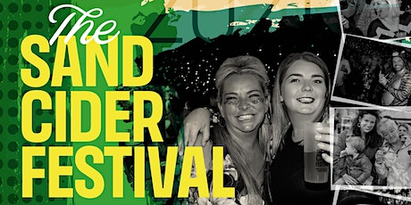 The SAND CIDER FESTIVAL 2021 tickets