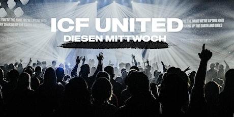 ICF United Tickets