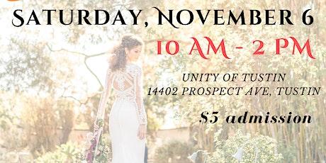 Orange County Bridal Show & Venue Tour tickets