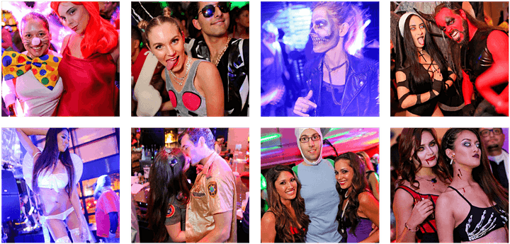 W San Francisco Halloween Masquerade Party image