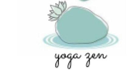Cours de Yoga - Tous niveaux - mardi 03 août  2021 à 18h30 billets