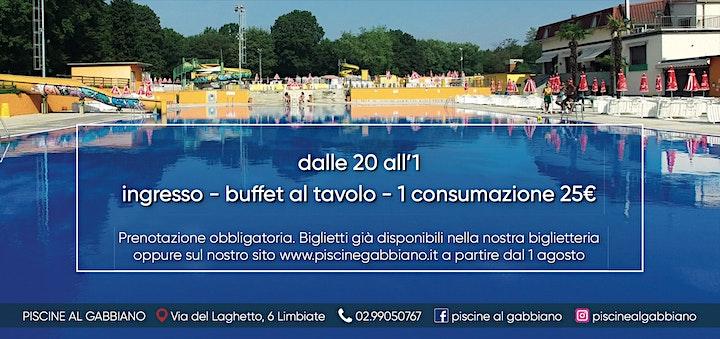Piscine Gabbiano - Serata di fine estate image