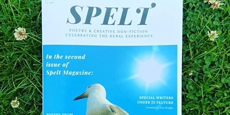 Launch of Spelt Magazine Issue Two: The Summer Issue tickets