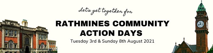 Rathmines Community Action Day 2 (In Person) image