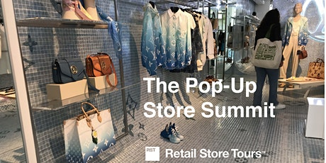 The Pop-Up Store Summit tickets