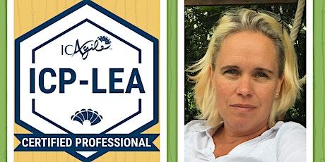 1:1-Mentoring: Leading with Agility- mit Agilität führen (ICP-LEA/ICAgile) tickets