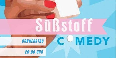 """☆ STAND-UP COMEDY ☆  """"Süßstoff Comedy"""" in F'hain  ☆ im Süss. War Gestern. Tickets"""